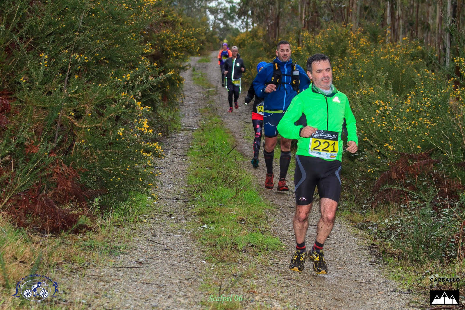 Carballo Trail Race